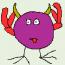 ヴィヴィアン 時計 MonsterID Icon