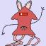 バーバリー 財布 新作 MonsterID Icon